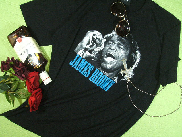ジェームズ・ブラウンのTシャツ JBのTシャツ ... JBのTシャツ ゲロッパのTシャツ JA